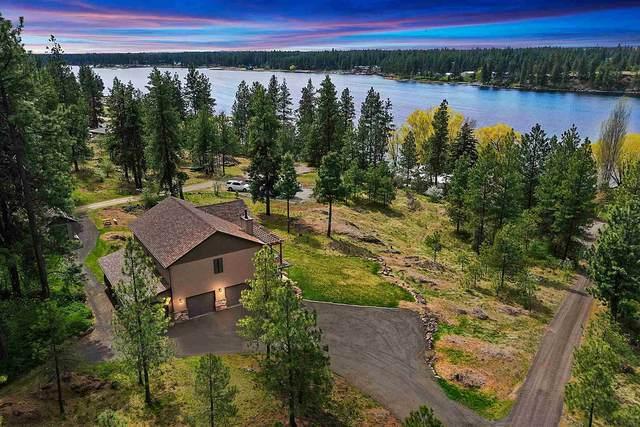 13412 S Clear Lake Rd, Medical Lake, WA 99022 (#202115085) :: Cudo Home Group