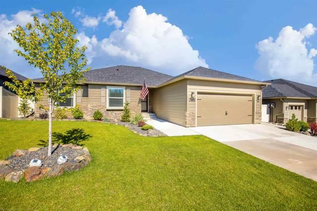 6926 S Woodhaven Dr, Spokane, WA 99224 (#202117461) :: Parrish Real Estate Group LLC
