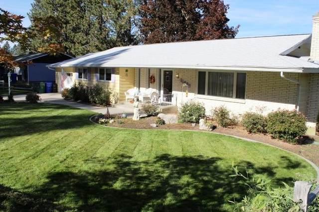 11003 E 28th Ave, Spokane Valley, WA 99206 (#202123577) :: NuKey Realty & Property Management, LLC