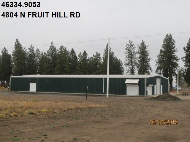 4804 N Fruit Hill Rd, Spokane, WA 99217 (#201710178) :: Prime Real Estate Group