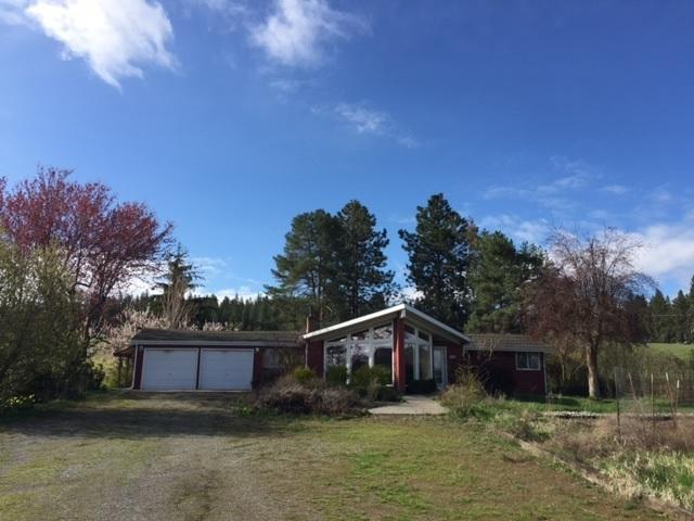7304 E Bigelow Gulch Rd, Spokane, WA 99217 (#201810859) :: The Synergy Group