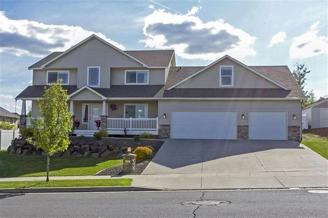 2416 S Windsor Dr, Spokane Valley, WA 99016 (#201811260) :: Prime Real Estate Group
