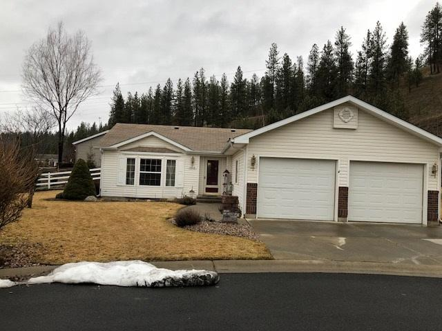6910 W Jimmy Ct, Nine Mile Falls, WA 99026 (#201812997) :: 4 Degrees - Masters