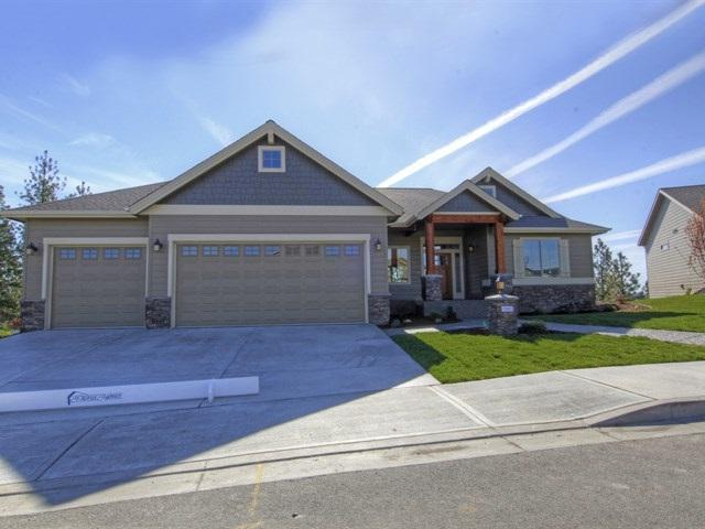 626 W Basalt Ridge Dr, Spokane, WA 99224 (#201819394) :: Top Agent Team