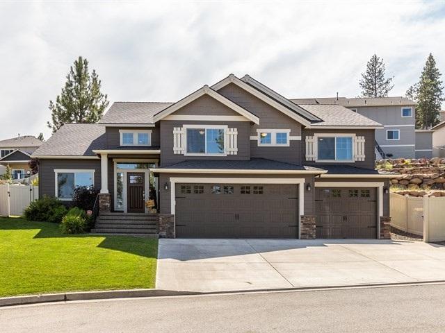 4324 S Big Horn Ln, Spokane Valley, WA 99206 (#201821199) :: The Spokane Home Guy Group