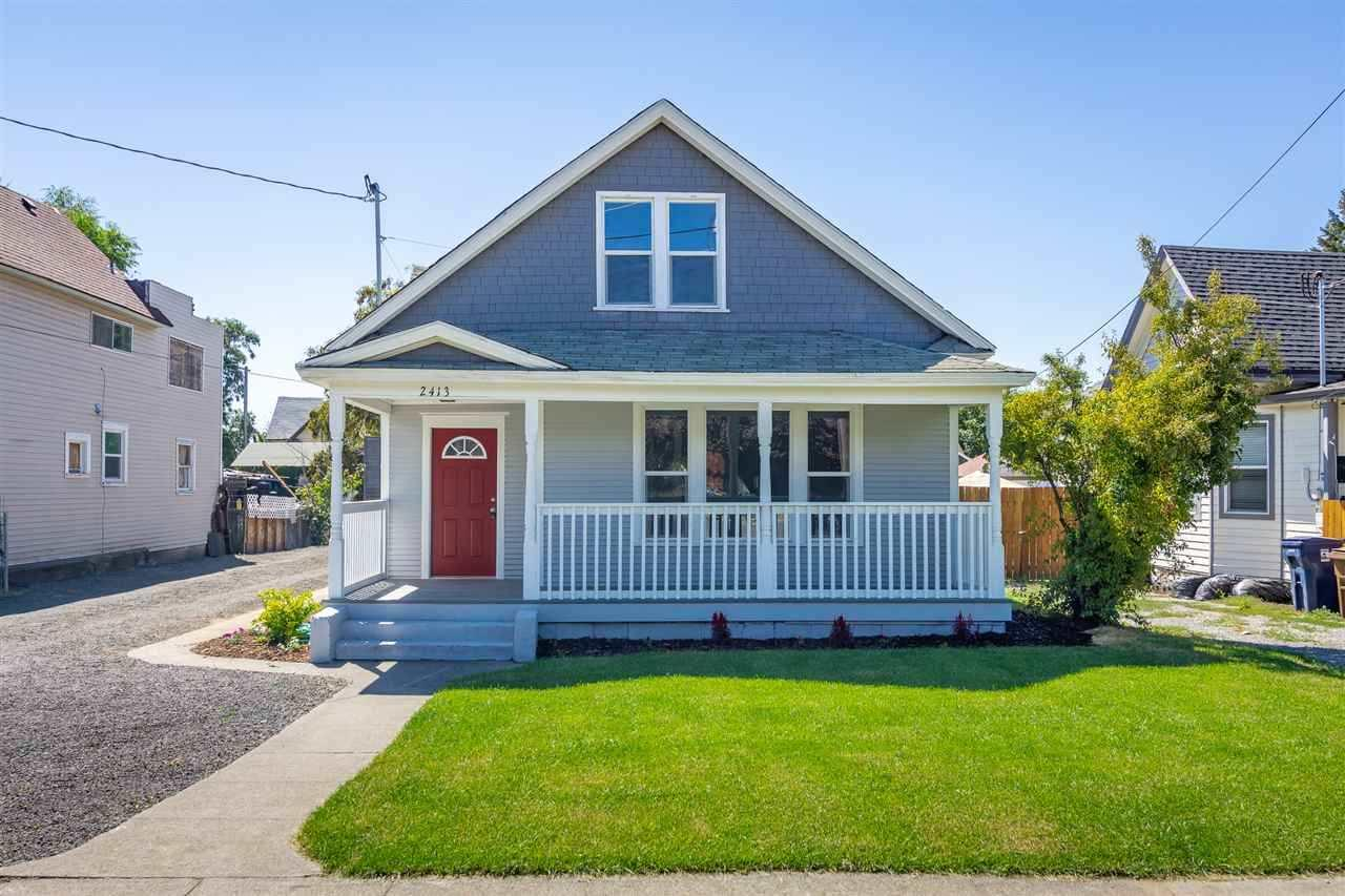 2413 N Dakota St, Spokane, WA 99207 (#201822212) :: Five Star Real Estate Group