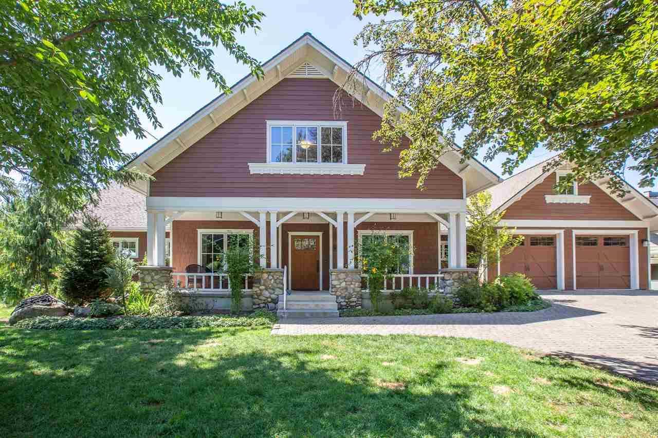 1105 N Evergreen St, Spokane, WA 99201 (#201822349) :: Five Star Real Estate Group