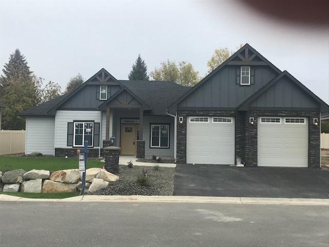 627 E Tudor Ln, Spokane, WA 99208 (#201827284) :: THRIVE Properties