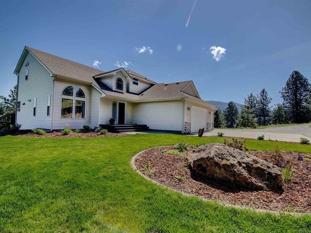 4110 S Saltese Lake Rd, Greenacres, WA 99016 (#201910027) :: The Spokane Home Guy Group