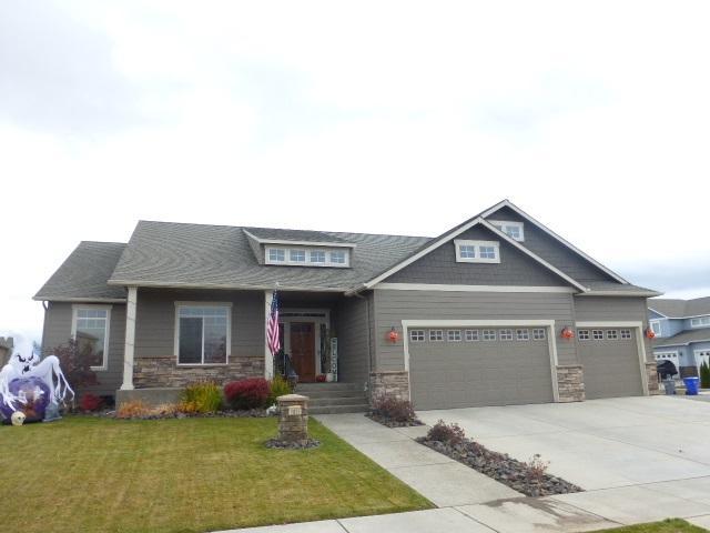 1606 S Morningside Heights Dr, Spokane, WA 99016 (#201910620) :: Prime Real Estate Group