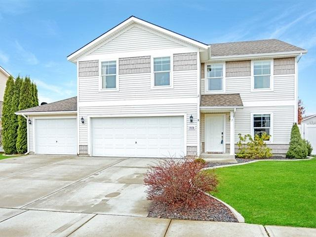 18116 E Knox Ave, Greenacres, WA 99016 (#201914110) :: THRIVE Properties