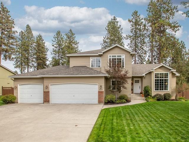 4318 E Winfield Rd, Mead, WA 99021 (#201915895) :: THRIVE Properties