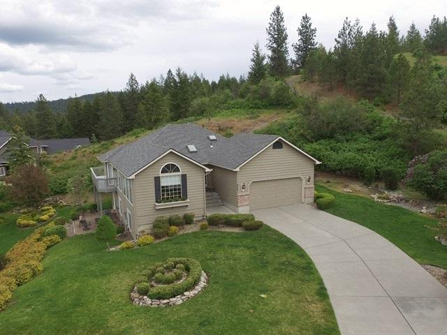 6225 S Eagle Crest Dr, Spokane, WA 99206 (#201916496) :: Prime Real Estate Group