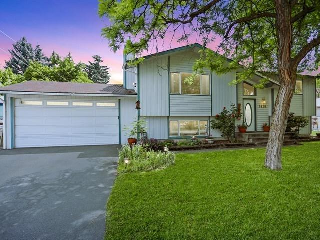 1410 N Bessie Rd, Spokane, WA 99212 (#201918092) :: Prime Real Estate Group