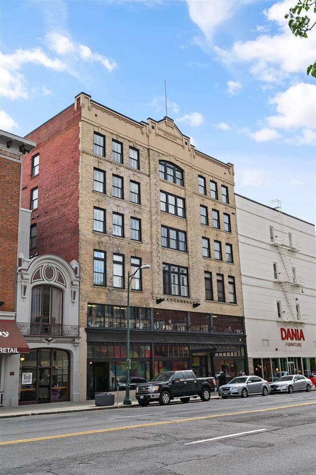 315 W Riverside Ave #501, Spokane, WA 99201 (#201918687) :: Chapman Real Estate