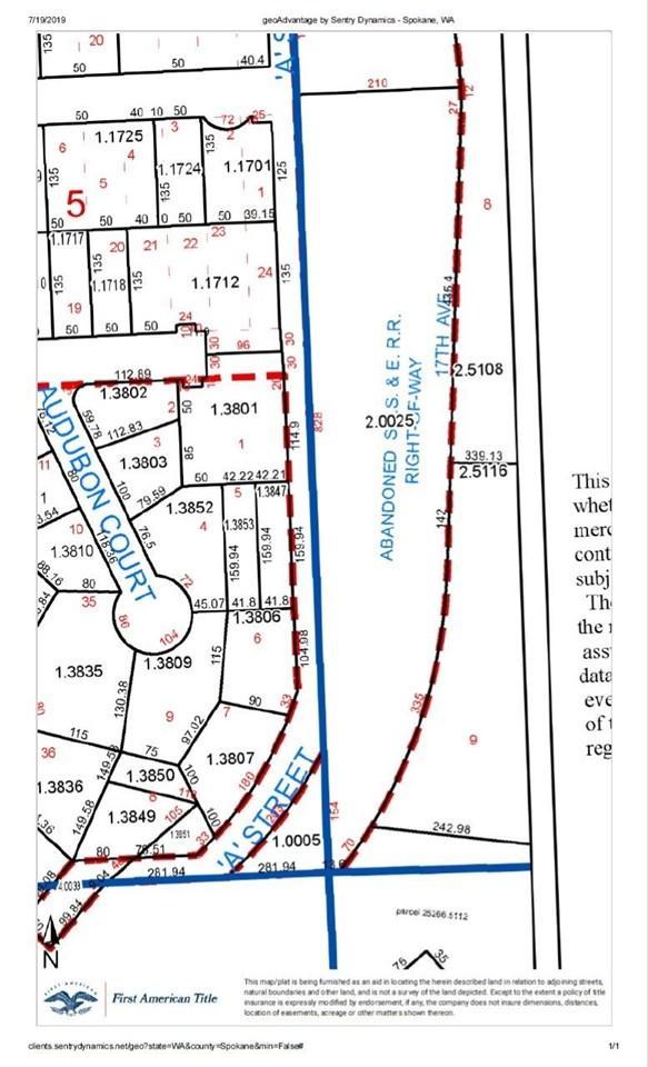 XXXX W 18th Ave, Spokane, WA 99224 (#201920461) :: Prime Real Estate Group