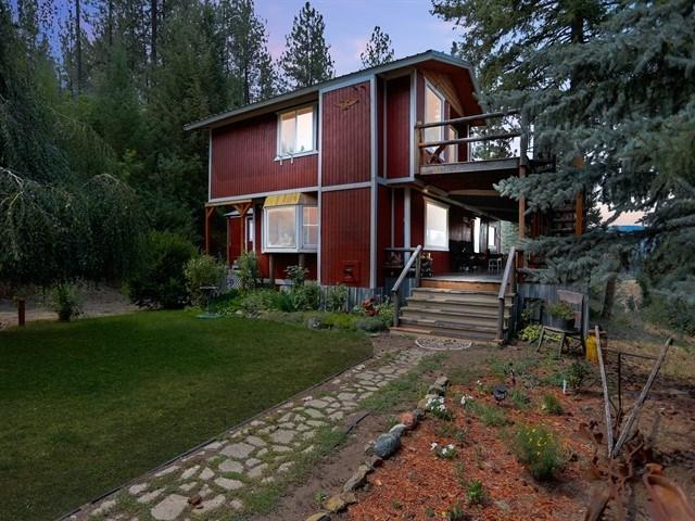 37761 N Miles Creston Rd, Davenport, WA 99122 (#201921640) :: Top Spokane Real Estate