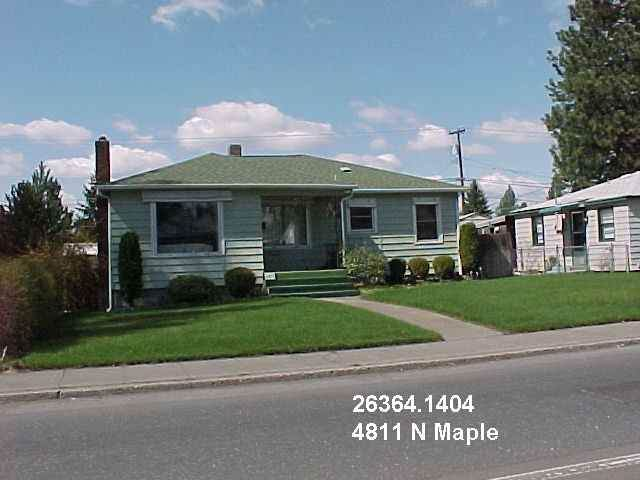 4811 N Maple St, Spokane, WA 99205 (#201923600) :: The Spokane Home Guy Group
