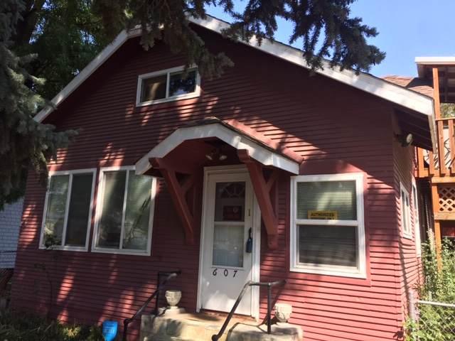 607 S Greene Ave, Spokane, WA 99202 (#201925440) :: Top Agent Team