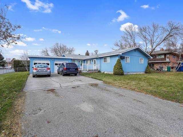 1019 & 1019 1/2 N Woodward Rd, Spokane Valley, WA 99206 (#201926774) :: RMG Real Estate Network