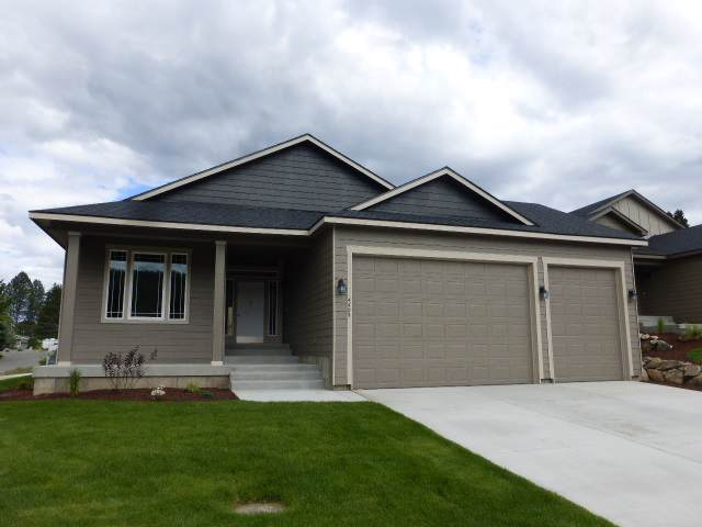 4409 S Ponderosa Ln, Spokane Valley, WA 99216 (#202010113) :: Prime Real Estate Group