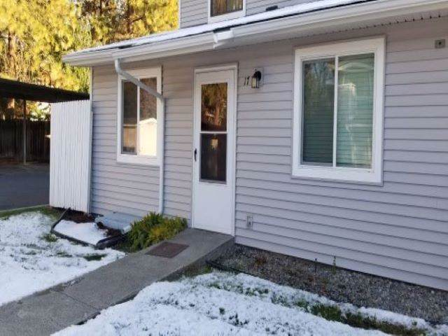 8516 N Mayfair St #17, Spokane, WA 99208 (#202010380) :: Top Agent Team