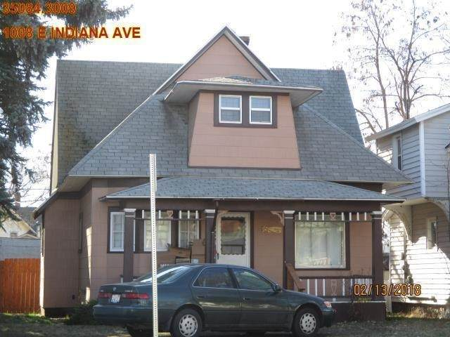 1008 E Indiana Ave, Spokane, WA 99207 (#202011693) :: Prime Real Estate Group