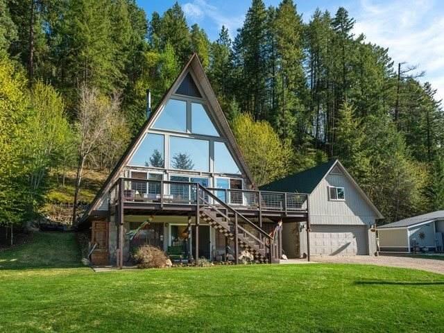 3803 Rainbow Rd, Loon Lake, WA 99148 (#202014957) :: The Spokane Home Guy Group