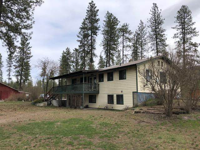 1177 Williams Lake Rd, Evans, WA 99126 (#202015144) :: Top Agent Team