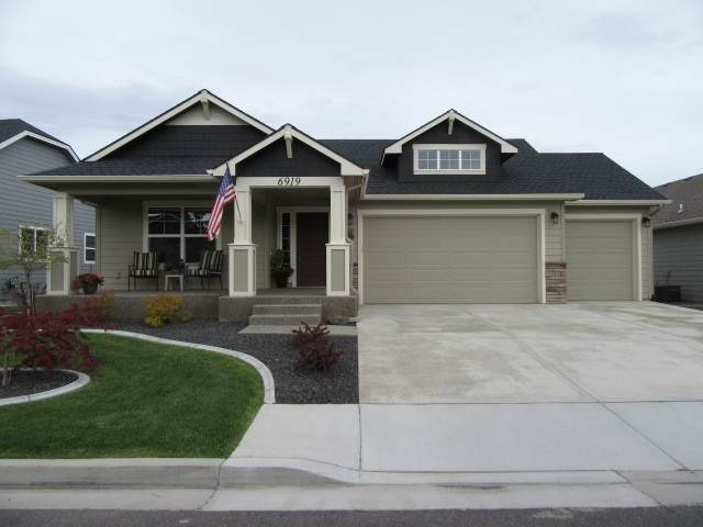 6919 S Blackwing Ct, Spokane, WA 99224 (#202015734) :: Northwest Professional Real Estate