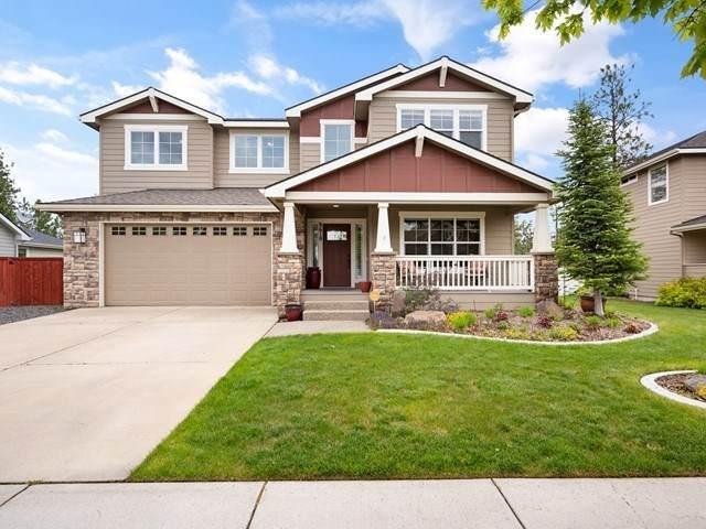 8610 N Rosebury Ln, Spokane, WA 99208 (#202016010) :: The Synergy Group