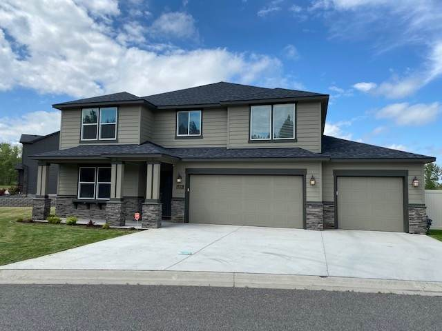 4826 S Lapwai Ln, Spokane Valley, WA 99206 (#202016273) :: Prime Real Estate Group