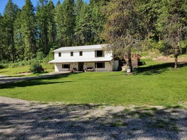 866 Basin Rd, Colville, WA 99167 (#202017800) :: The Spokane Home Guy Group
