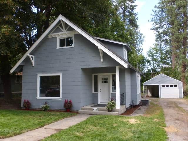 917 E 9TH St, Spokane, WA 99202 (#202019366) :: Prime Real Estate Group
