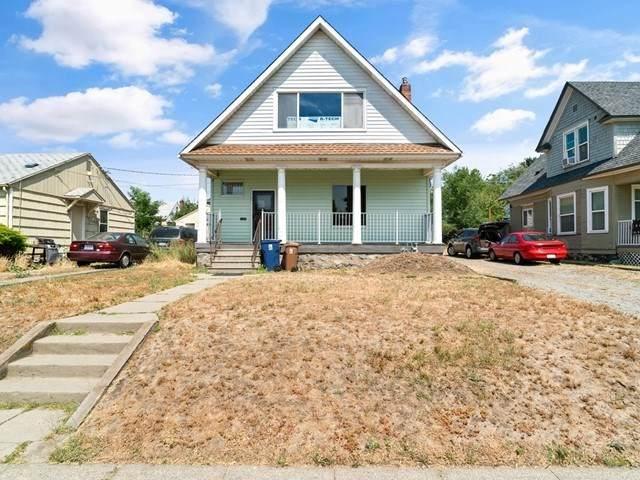 23 E Bridgeport Ave, Spokane, WA 99207 (#202019859) :: The Spokane Home Guy Group