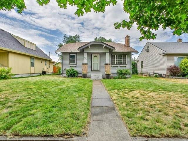 4823 N Stevens St, Spokane, WA 99205 (#202020187) :: Top Agent Team