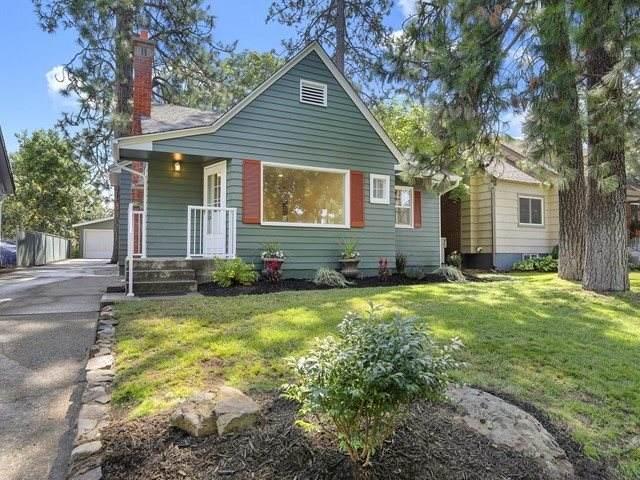 125 W 31st Ave, Spokane, WA 99203 (#202020580) :: The Spokane Home Guy Group