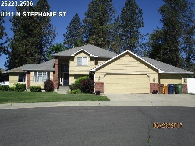 8011 N Stephanie St, Spokane, WA 99208 (#202021766) :: Elizabeth Boykin & Keller Williams Realty