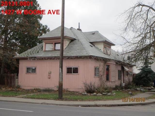 1427 W Boone Ave, Spokane, WA 99201 (#202022581) :: Prime Real Estate Group