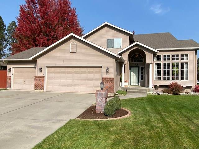 617 E Blackhawk Dr, Spokane, WA 99208 (#202023314) :: Prime Real Estate Group
