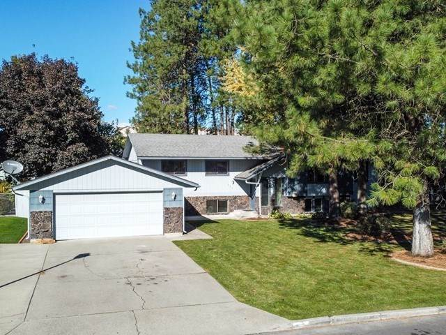 421 E Timberwood Cir, Spokane, WA 99208 (#202023708) :: Prime Real Estate Group