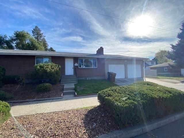5018 N Morton Ave, Spokane, WA 99207 (#202024086) :: Top Spokane Real Estate