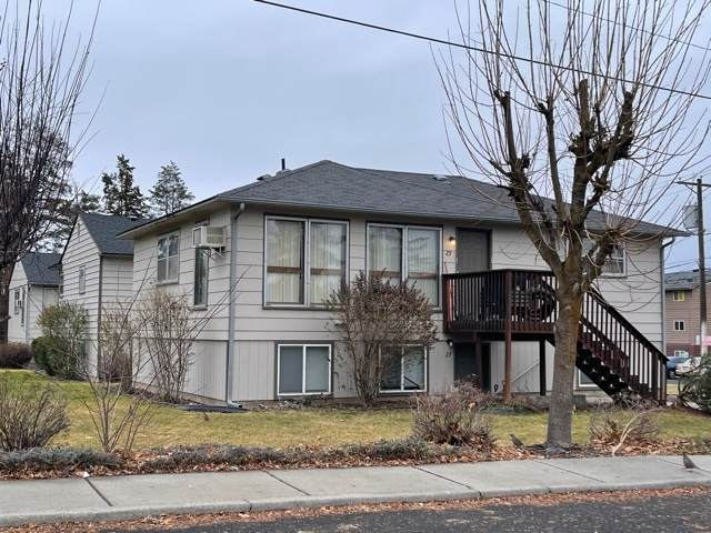 27 W 3rd St 17/19, 21/23 & , Cheney, WA 99004 (#202111511) :: The Hardie Group