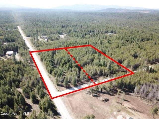 Lot 4 Tequila Way Rd, Athol, ID 83801 (#202114548) :: Elizabeth Boykin | Keller Williams Spokane