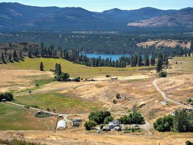 4552 Paradise Way Way, Hunters, WA 99137 (#202114846) :: Heart and Homes Northwest
