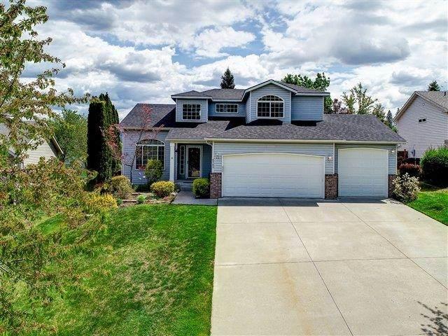 6703 S Echo Ridge St, Spokane, WA 99224 (#202115413) :: The Hardie Group