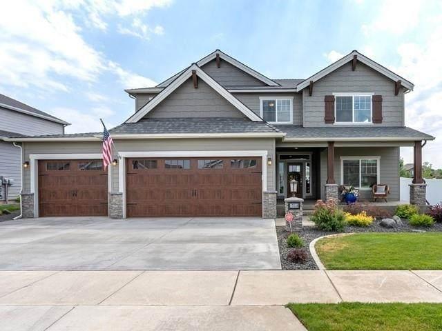 17510 E Belleaire Dr, Greenacres, WA 99016 (#202119347) :: The Spokane Home Guy Group