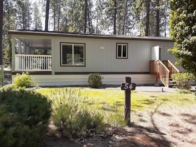 8900 S Mullen Hill, #54 Rd Lot #54, Spokane, WA 99224 (#202119386) :: The Spokane Home Guy Group