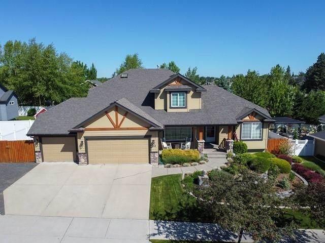 2112 W Kamayley Ct, Spokane, WA 99208 (#202122610) :: Top Spokane Real Estate