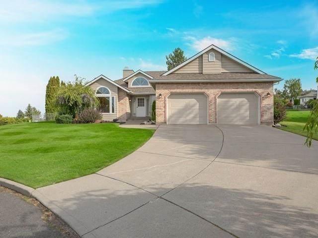 9712 W Masters Ln, Cheney, WA 99004 (#202122911) :: Bernadette Pillar Real Estate